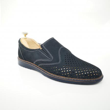 Pantofi de barbati perforati COD-3980