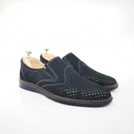 Pantofi de barbati perforati COD-3982