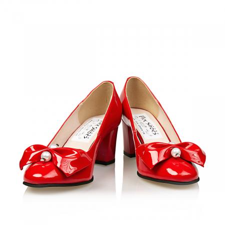 Pantofi dama eleganti cod MI-2092