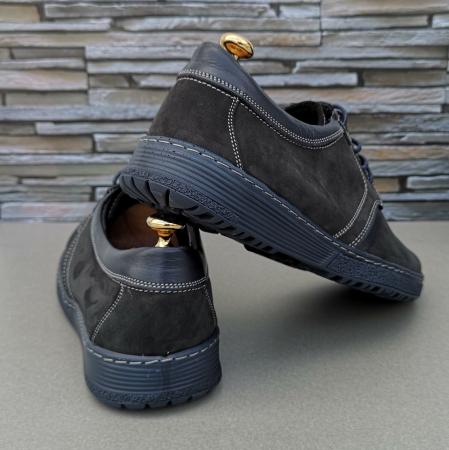 Pantofi de barbati casual confort cod IS-3371