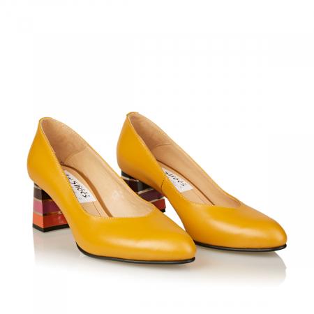 Pantofi dama eleganti COD-234 - Flex-Shoes1