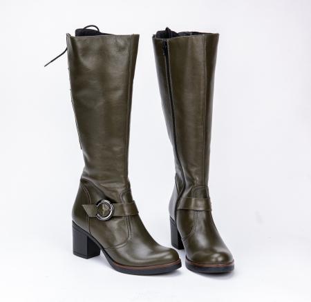 Ghete dama cizme lungi COD-268 [2]