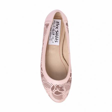 Pantofi dama balerini COD-2543
