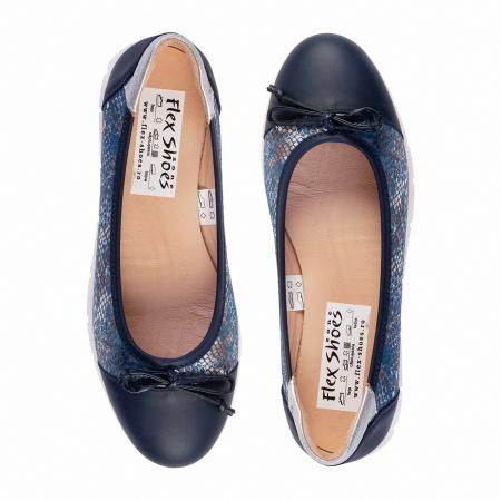 Pantofi dama balerini cod PET-2553