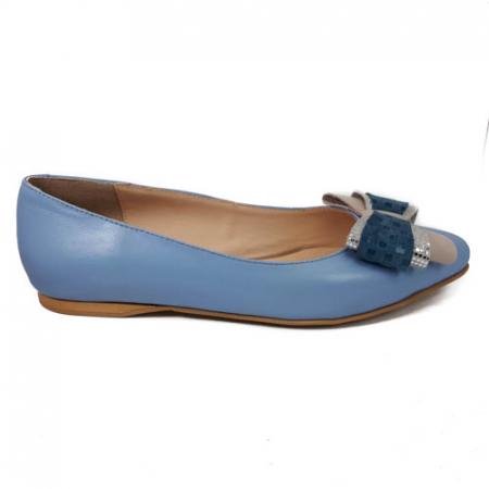 Pantofi dama balerine confort COD-7771
