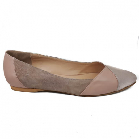 Pantofi dama balerine confort COD-7801
