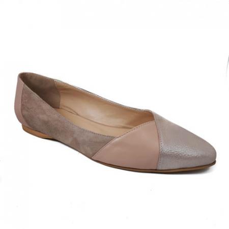 Pantofi dama balerine confort COD-7800