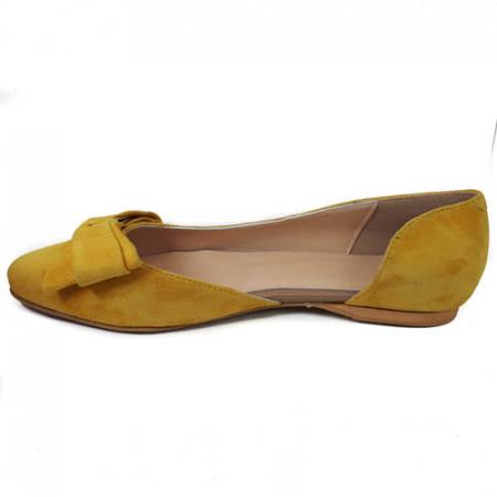 Pantofi dama balerine confort COD-7822