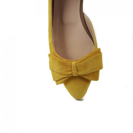 Pantofi dama balerine confort COD-7823