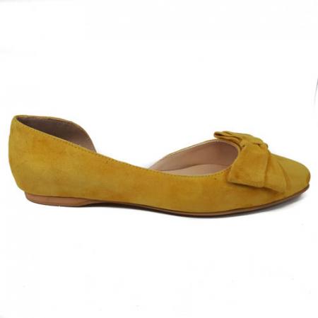 Pantofi dama balerine confort COD-7821