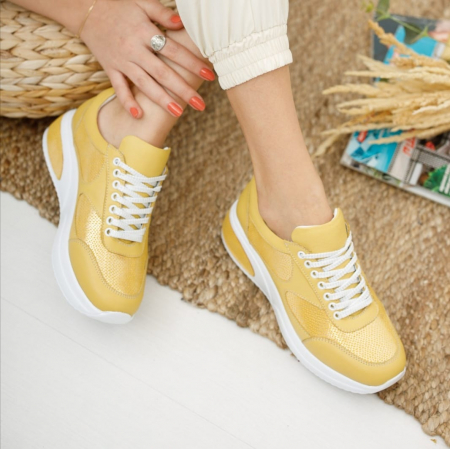 Pantofi dama casual confort COD-8122