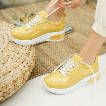 Pantofi dama casual confort COD-8123