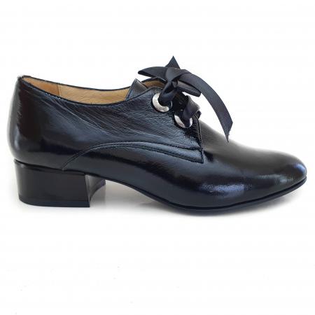 Pantofi dama casual confort din piele naturala COD-877 [1]