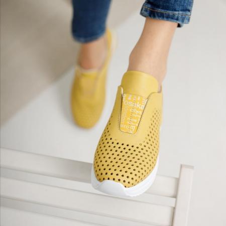 Pantofi dama casual confort din piele naturala COD-816 [0]