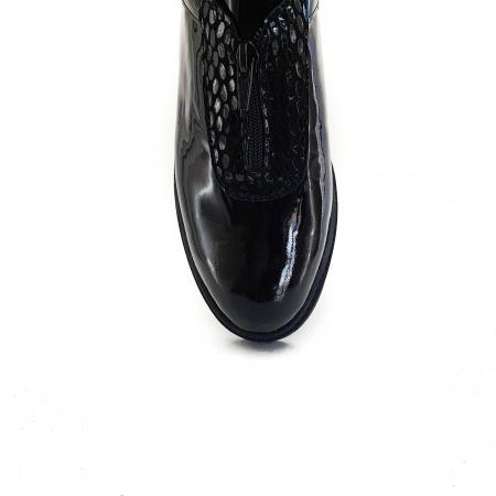 Pantofi dama casual confort din piele naturala COD-8322