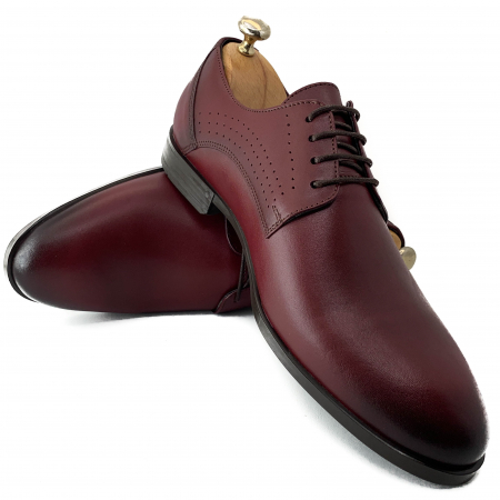 Pantofi de barbati eleganti din piele naturala COD-886 [4]
