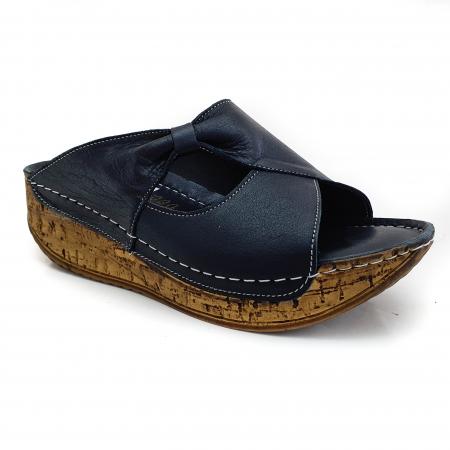 Sandale dama casual confort din piele naturala COD-868 [0]
