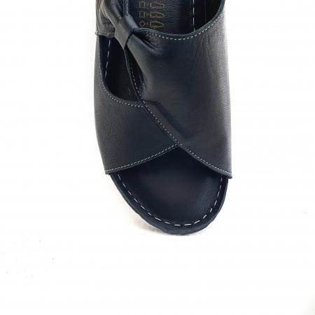 Sandale dama casual confort din piele naturala COD-868 [3]