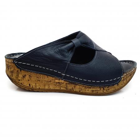 Sandale dama casual confort din piele naturala COD-868 [1]