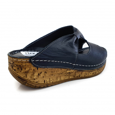 Sandale dama casual confort din piele naturala COD-868 [2]