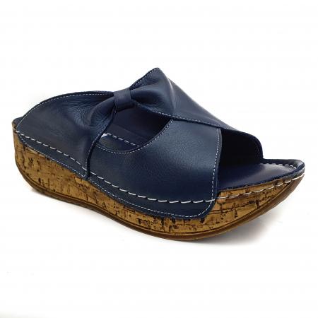 Sandale dama casual confort din piele naturala COD-870 [0]