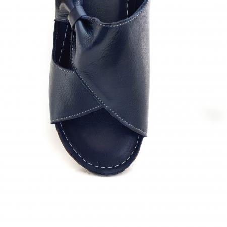 Sandale dama casual confort din piele naturala COD-870 [3]