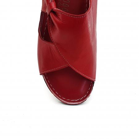 Sandale dama casual confort din piele  COD-872 [3]