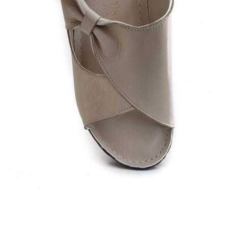 Sandale dama casual confort din piele naturala COD-869 [3]