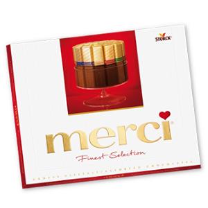 Ciocolata Merci 250 g [0]