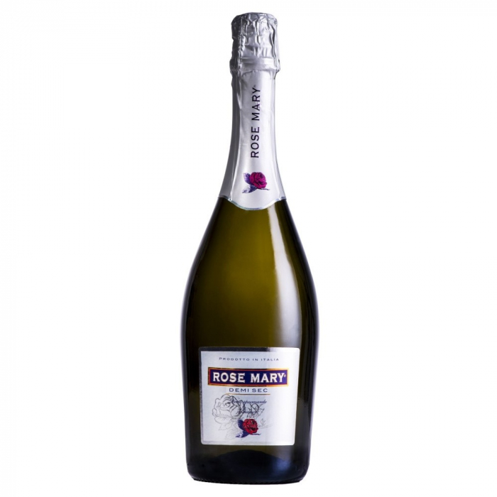 ROSE MARY, SPUMANT BIANCO - 0,75L 0
