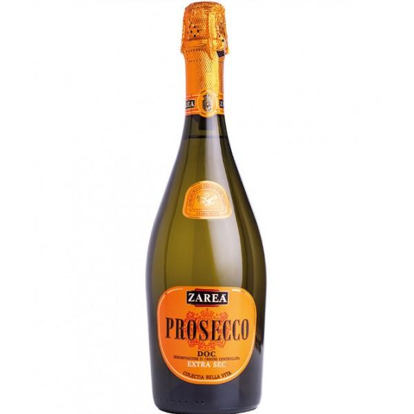 Prosecco Zarea extrasec, 750 ml 0