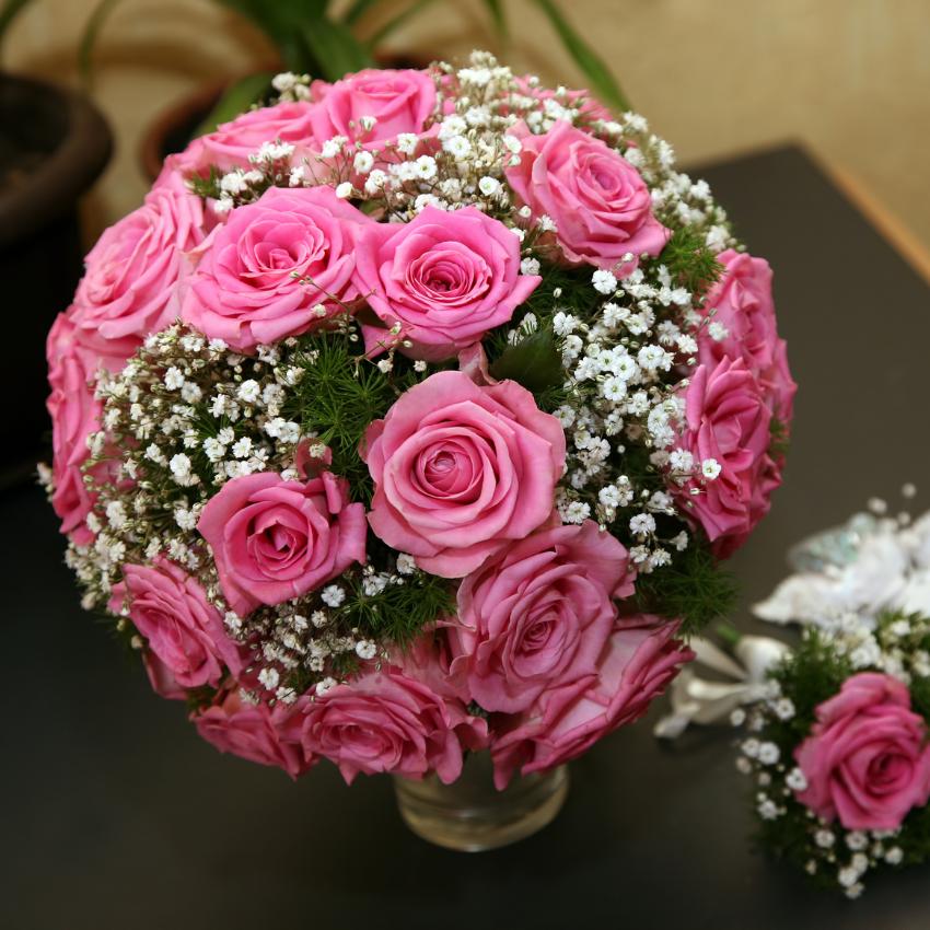 bucher mireasa rotund florarie roman