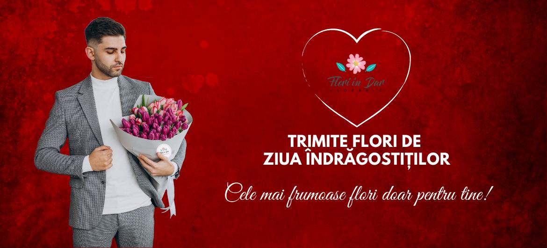 Floraria Flori in Dar Roman flori de Valentine s Day