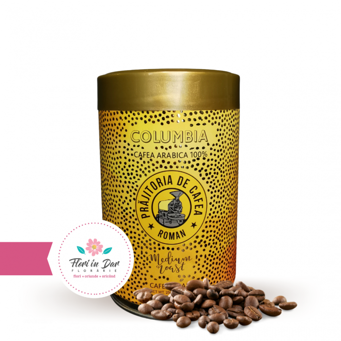 Cafea de origine Columbia cutie 250g [0]