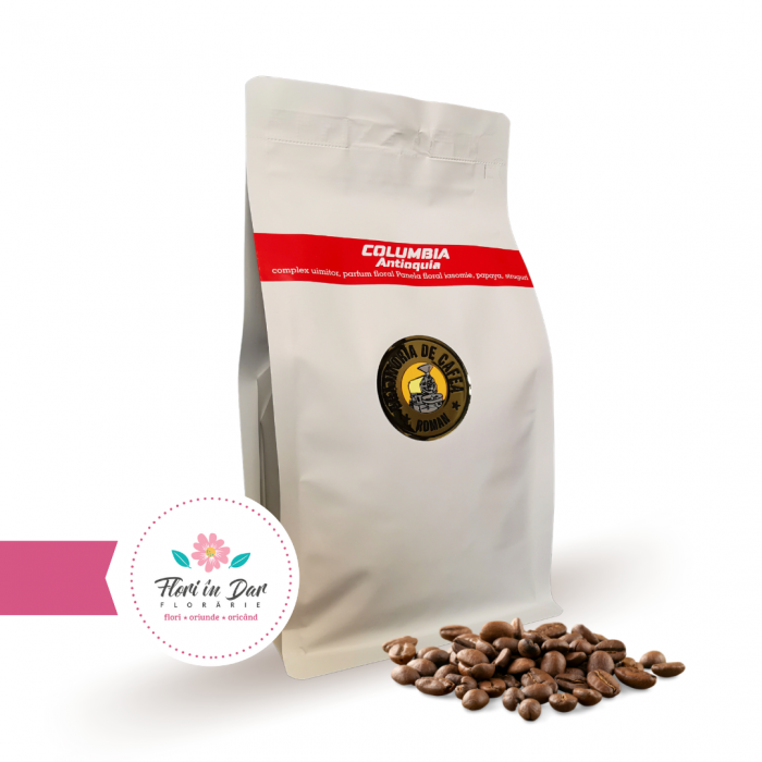 Cafea de origine Columbia Antioguia alb [0]