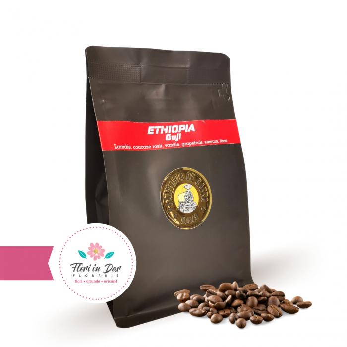 Cafea Origine Ethiopia Goji negru [0]