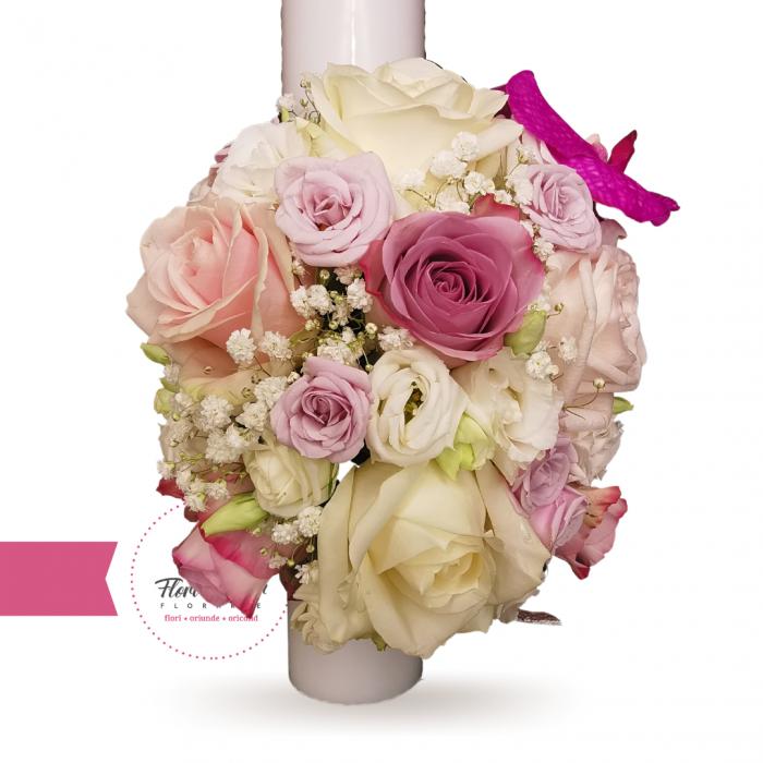lumanari cununie flori naturale florarie online Roman [1]