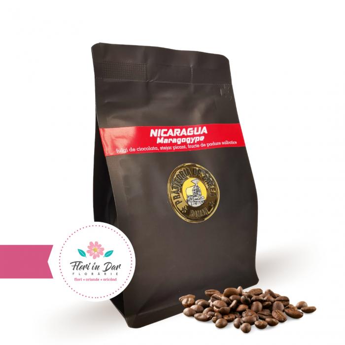 Cafea de Origine Nicaragua Maragogype [0]