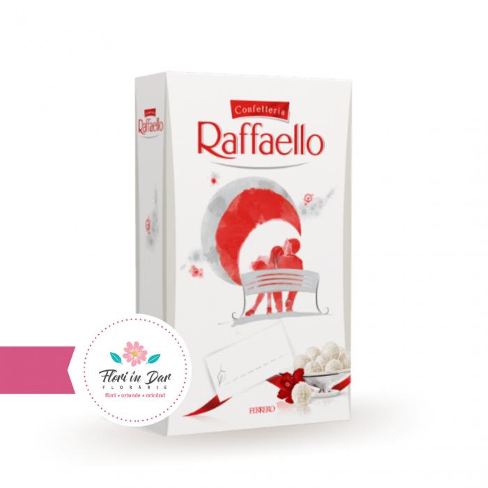 Praline Raffaello 80g  florarie Roman online [0]