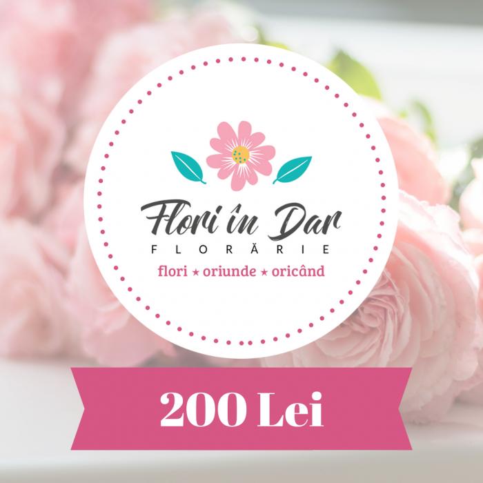 Produs 200 lei Floraria Flori in Dar Roman [0]