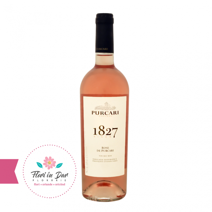 Rose de Purcari vin rose sec [0]