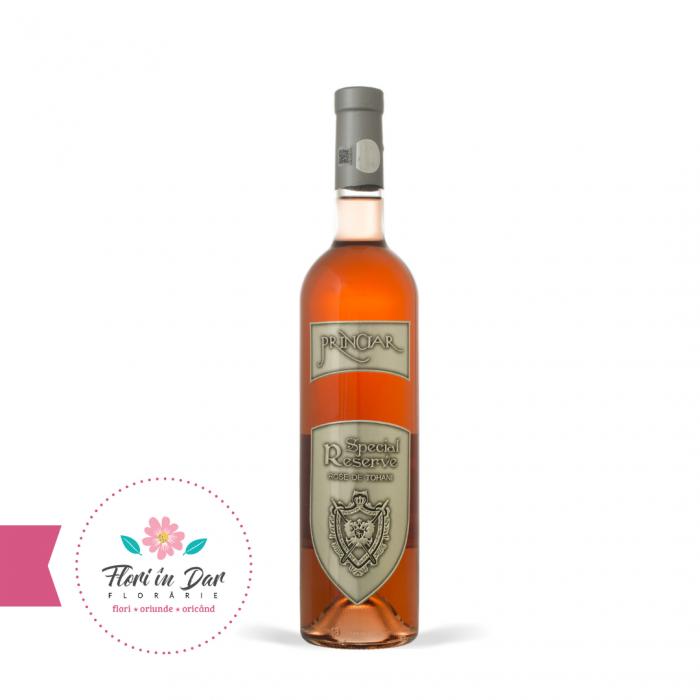 Vin rose Princiar 0.75l Tohani [0]