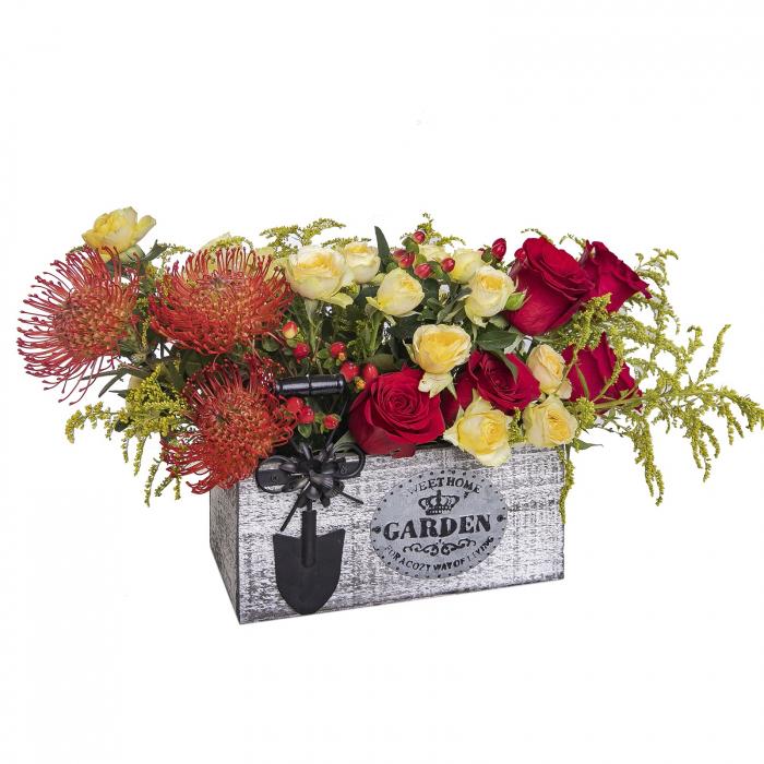 Aranjament floral [0]
