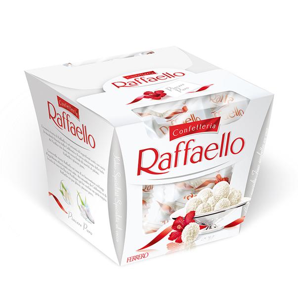 Bomboane Raffaello 150g [0]
