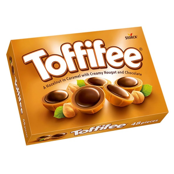 Bomboane Toffifee cu alune si caramel 400g [0]