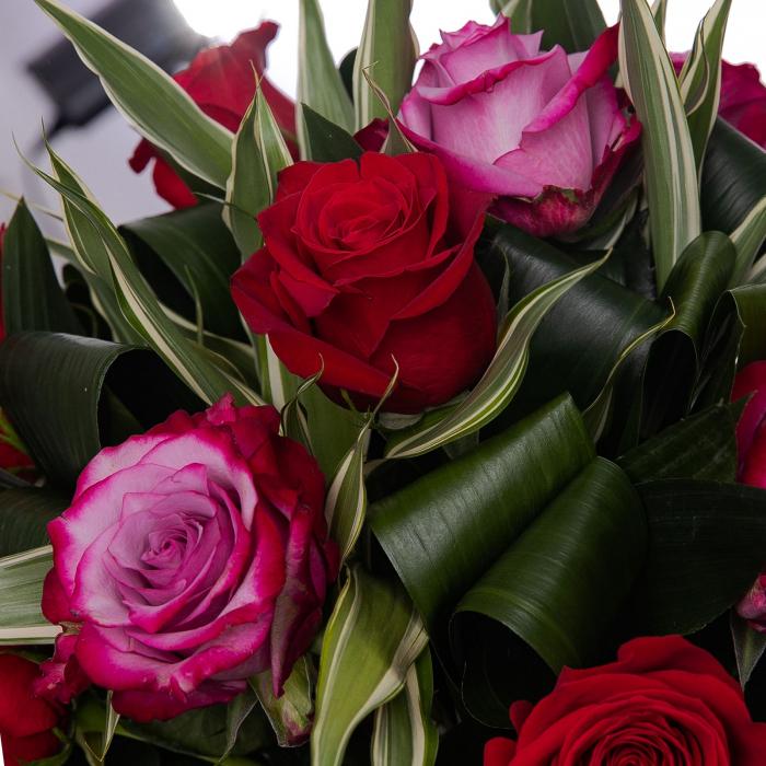 Buchet cu trandafiri mix [1]