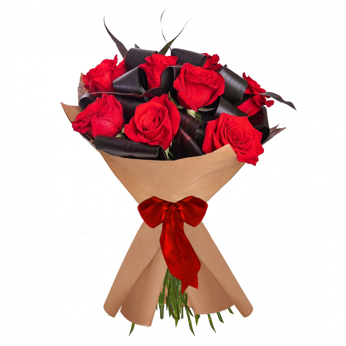 Buchet cu trandafiri rosii [0]