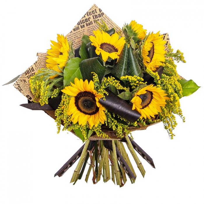 Buchet Sunflowers [0]