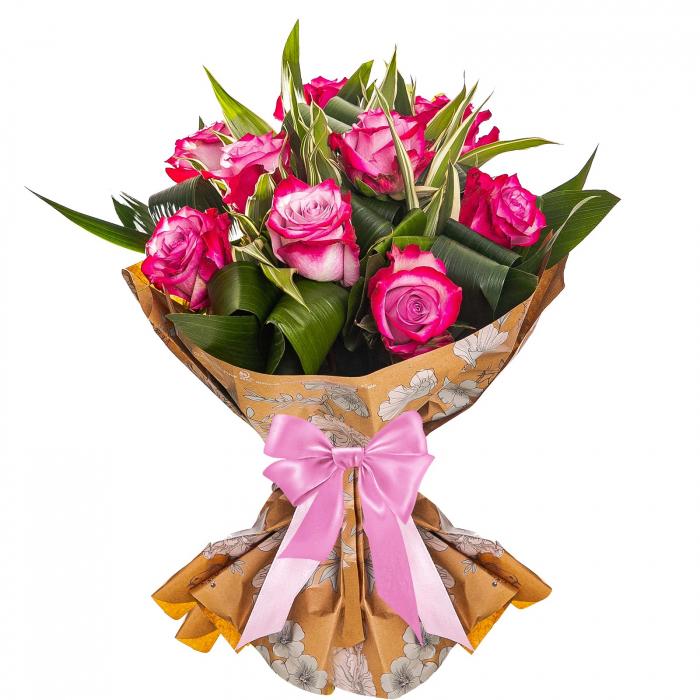 Buchet trandafiri ,,Ioana'' [0]
