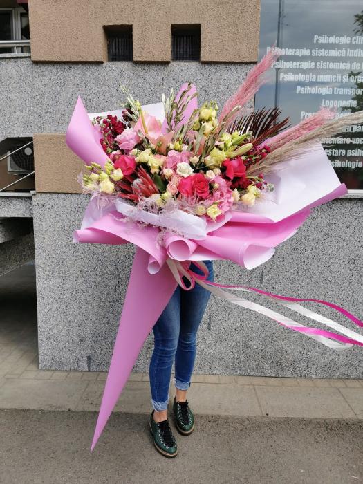 Buchet Pink Love [0]